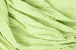 Zamyka w górę tekstury bawełnianego tła Zdjęcia Royalty Free