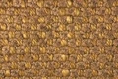 Zamyka W górę Tkanego Tekstylnego tła obrazy stock