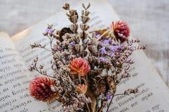 Zamyka w górę bukieta susi kwiaty Zdjęcie Stock