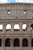 Zamyka w górę Colosseum widoku Obraz Royalty Free