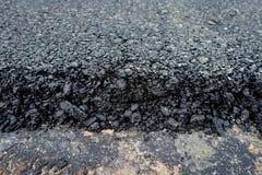 Zamyka w górę droga asfaltu Obrazy Stock