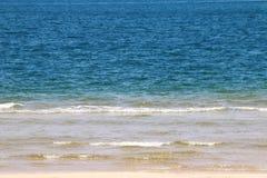 Zamyka w górę morze fala Obraz Royalty Free