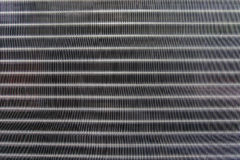 Zamyka w górę tekstura wzoru lotniczy warunek rury wydechowej zwitki use dla Obraz Stock