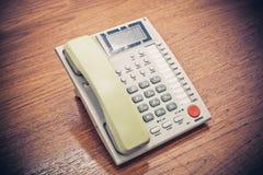 Zamyka w górę telefonu, rocznika koloru filtr Zdjęcie Royalty Free