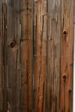 zamykają bramy tła stara się drewniane zdjęcia stock