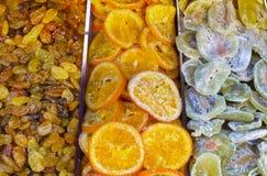 3 zamykają wysuszonego - owocowi typ owocowy zdjęcie royalty free