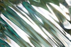 Zamykający w górę szklanej tekstury Fotografia Stock