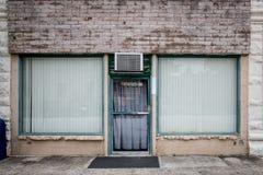 Zamykający dla biznesu Zdjęcie Royalty Free