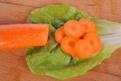 Zanahoria Fotografía de archivo