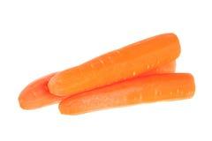 Zanahoria fresca Fotos de archivo libres de regalías