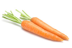 Zanahoria fresca Imágenes de archivo libres de regalías
