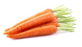 Zanahoria fresca Fotografía de archivo libre de regalías