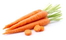 Zanahoria fresca fotografía de archivo