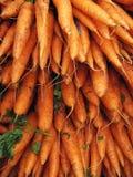 Zanahorias imagen de archivo