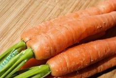 Zanahorias Imagenes de archivo