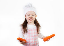 Zanahorias Fotografía de archivo libre de regalías