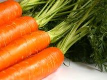 Zanahorias Fotos de archivo