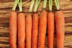 Zanahorias Foto de archivo