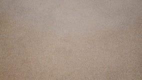 Zand het drogen na overzeese golven