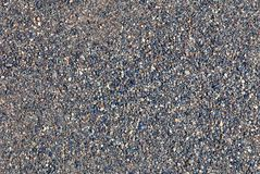 Zand met kleine stenen Royalty-vrije Stock Afbeeldingen