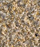 Zand op de Kust Stock Fotografie