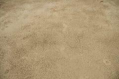 zand op de strandachtergronden Royalty-vrije Stock Afbeelding