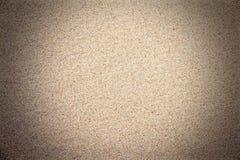 Zand op het strand royalty-vrije stock afbeeldingen