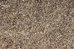 zand van overzees strand stock afbeelding