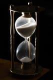 Zand van tijd Stock Foto
