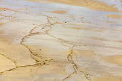Zanddetail stock afbeelding