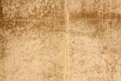 Zanderige muurtextuur Royalty-vrije Stock Afbeelding