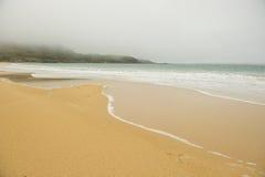 Zandig strand Royalty-vrije Stock Afbeelding