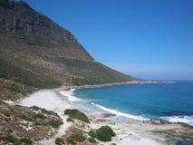 Zandige Baai, Kaapstad stock foto's