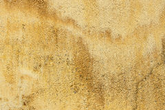 Zandige oppervlakte Royalty-vrije Stock Afbeelding