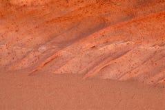 Zandsteen detail_03 Stock Fotografie