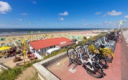 Zandvoort Stock Image