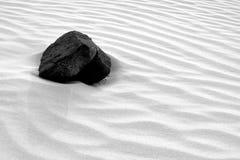 Zandwoestijn Royalty-vrije Stock Afbeelding