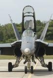 Zangão de FA-18D imagem de stock royalty free