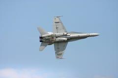 Zangão F-18 Imagem de Stock Royalty Free