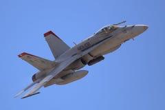 Zangão F18 Foto de Stock Royalty Free