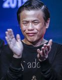 Zang Toi Fashion Designer royalty free stock photos