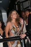 Zanger Mariah Carey royalty-vrije stock fotografie