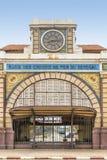 Zaniechana stacja kolejowa Dakar, Senegal, kolonialny budynek Fotografia Royalty Free