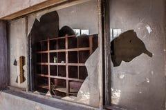 Zaniechane Alquife kopalnie zdjęcia stock