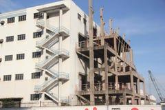 Zaniechane fabryki w SHENZHEN Fotografia Stock