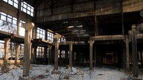 zaniechane ruiny 2 Obrazy Royalty Free