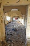 Zaniechani budynki Obrazy Stock