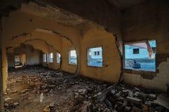 Zaniechani budynki Obraz Stock