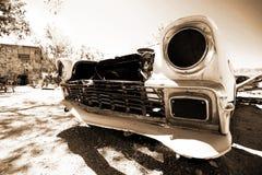 zaniechany antykwarski samochód usa Obrazy Stock