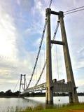 Zaniechany Bridżowy Putrajaya Zdjęcie Royalty Free
